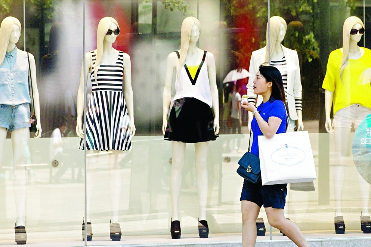 For domestic consumption, China's women are the biggest
