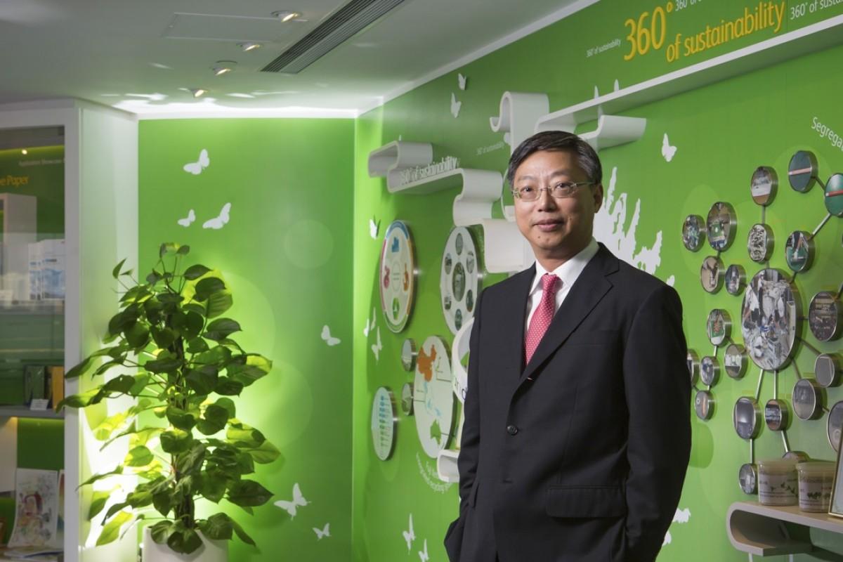 Fuji Xerox to ramp up 'green' services in bid to help Hong