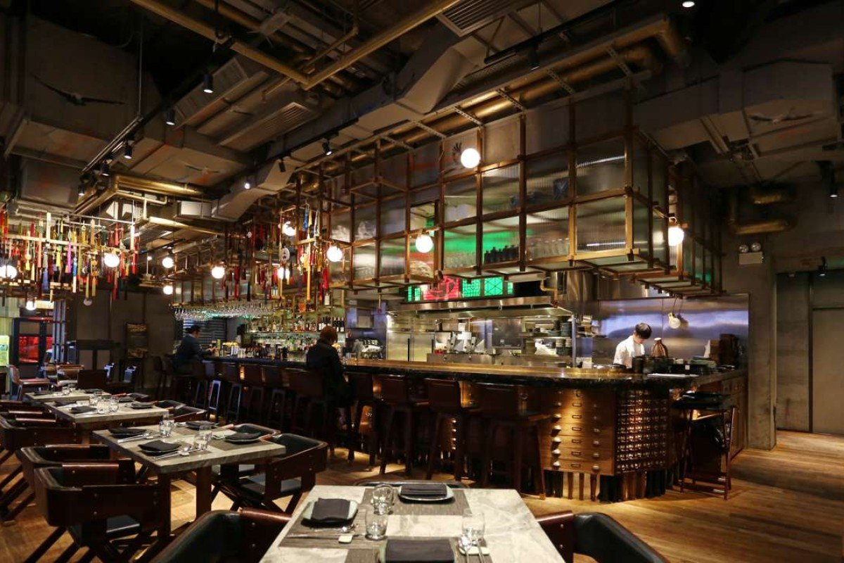 Restaurant Review Jinjuu Serves Modern Korean In The Heart Of Lan Kwai Fong South China Morning Post