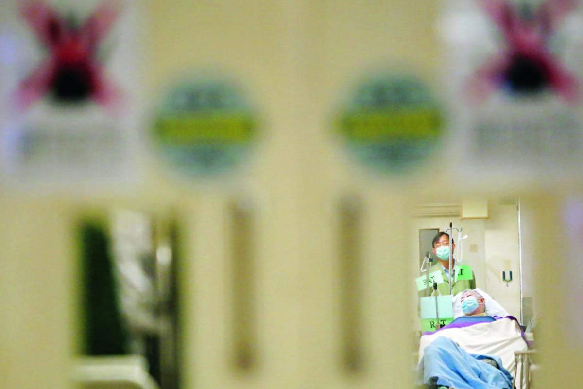 4d763e3c8b7a Inside Hong Kong s public hospital crisis  temporary beds