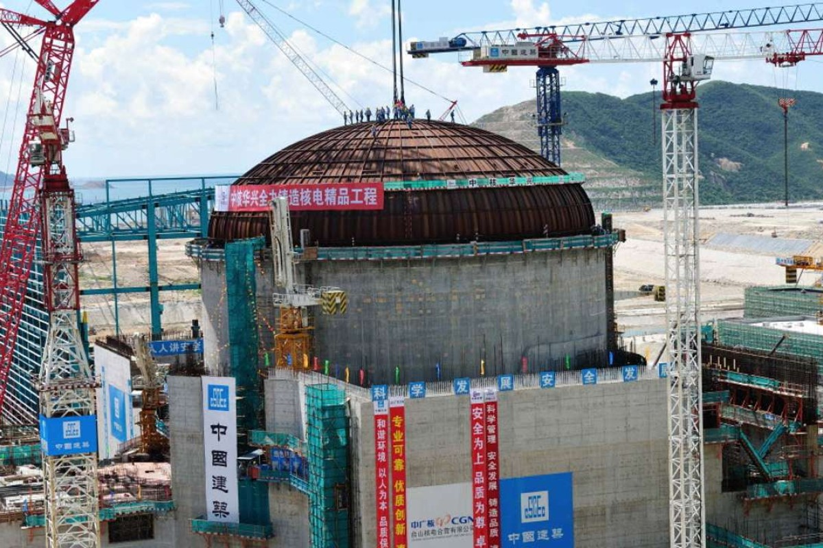 After brief pause, China rushes to build more nuclear power