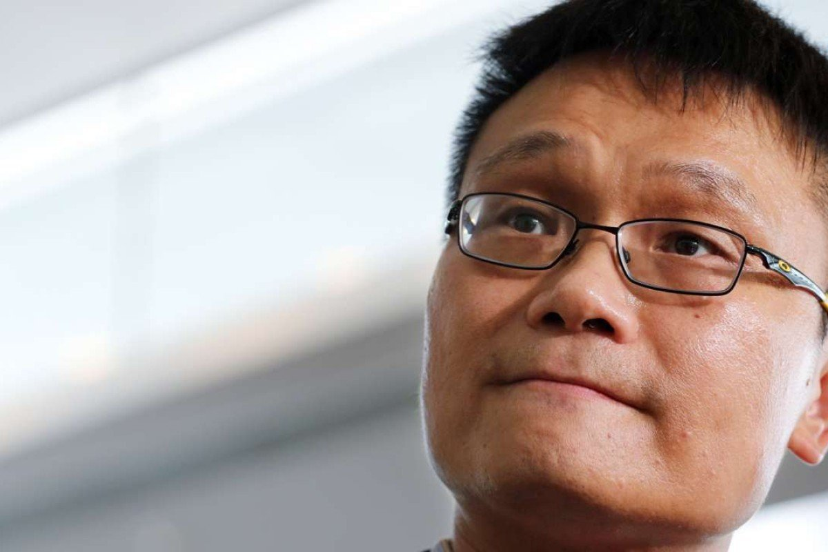 Andrew Kwong c.y. leung's information coordinator called a 'sycophant'