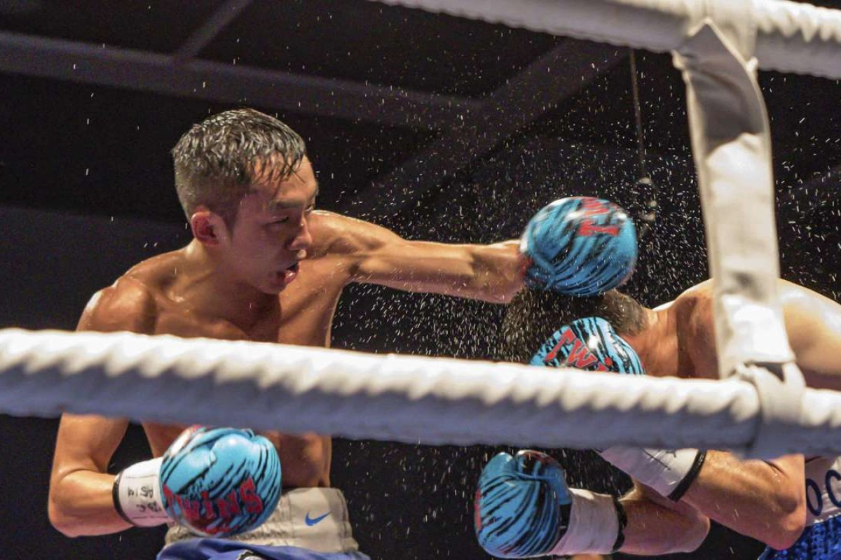Tickets out for Hong Kong boxer Rex Tso's fight, Charlie