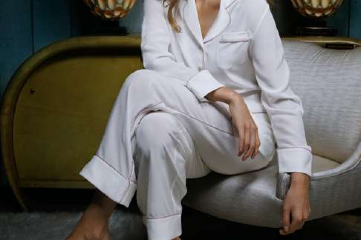 From Chinese street to the style elite, pyjamas are having a fashion