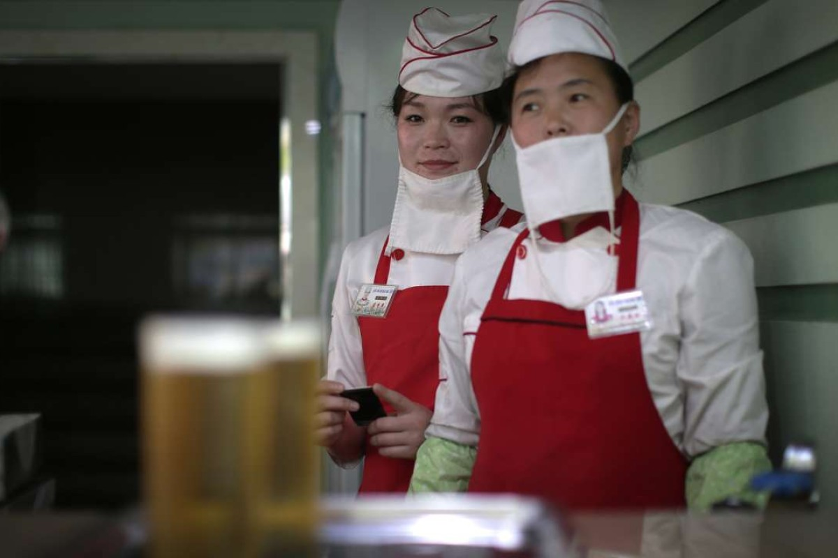 How does a tired North Korean unwind? Beer  Beer  And more Beer