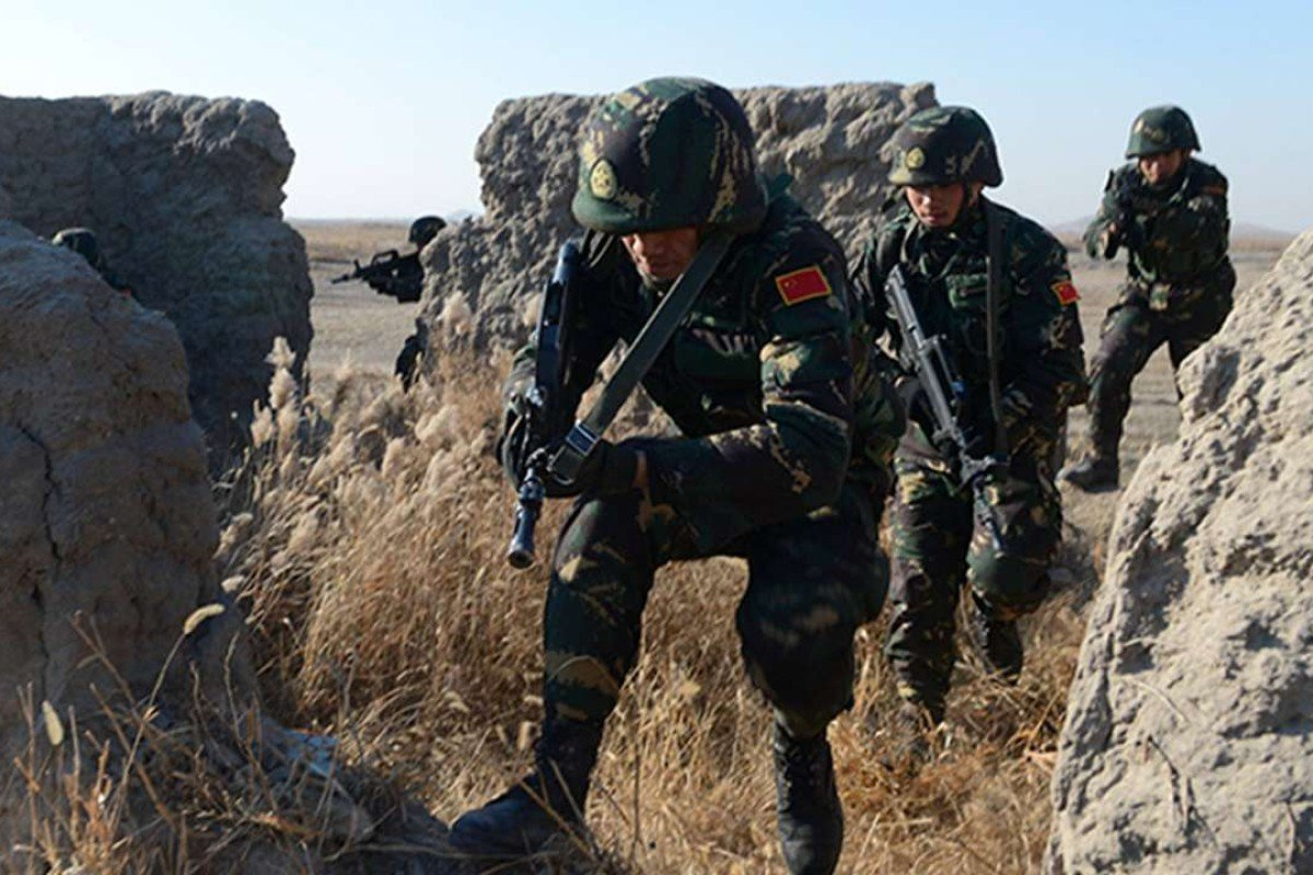 China's defence chiefs send teams to check up on military training