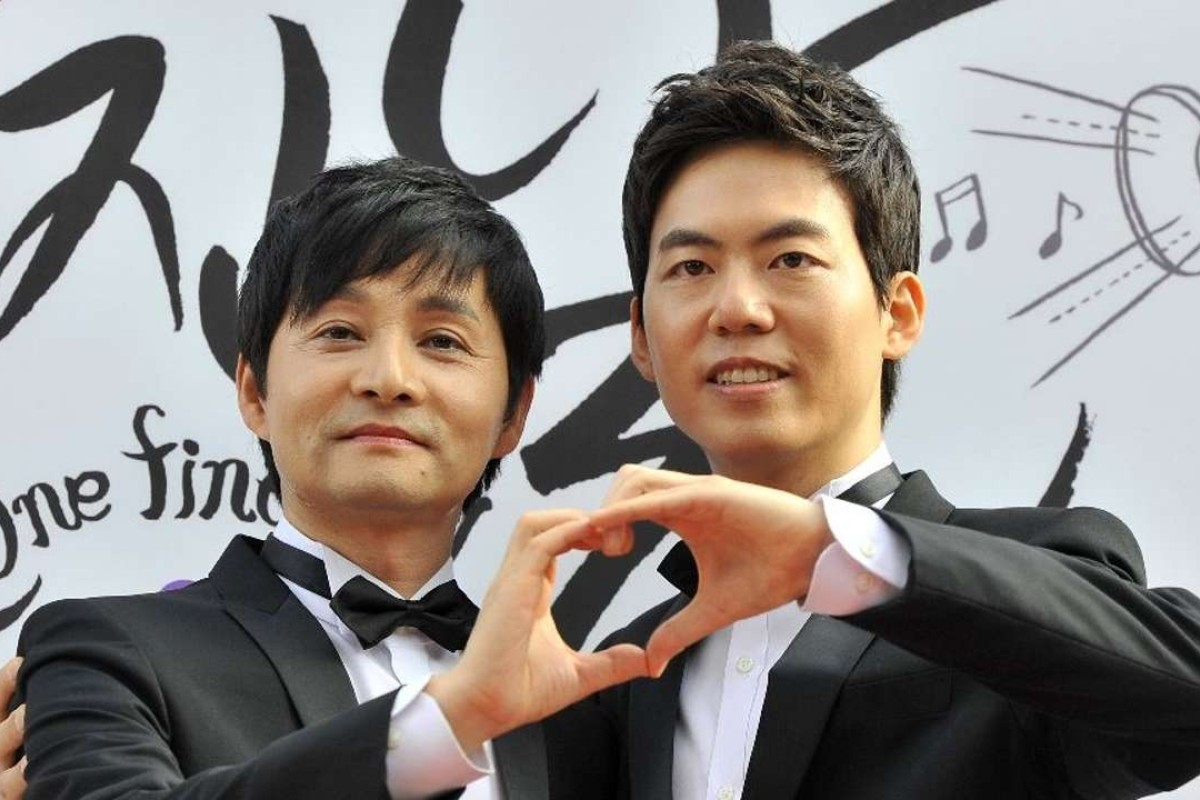 Famous gay couple fail in first South Korean bid to get