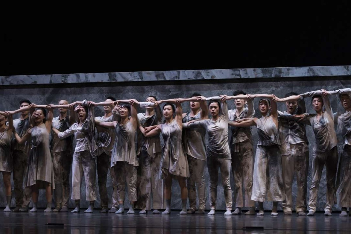 Review Fragile Beauty By City Contemporary Dance Company
