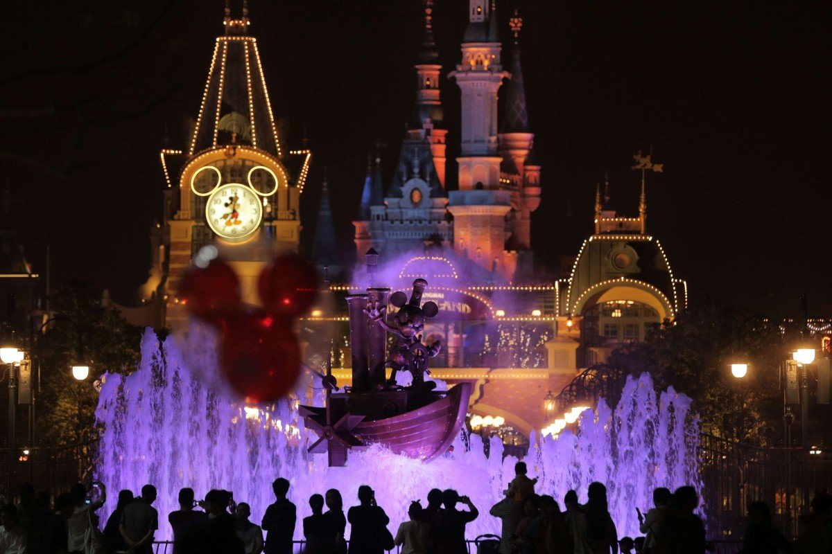 Nothing Mickey Mouse about Disney's impact on Shanghai
