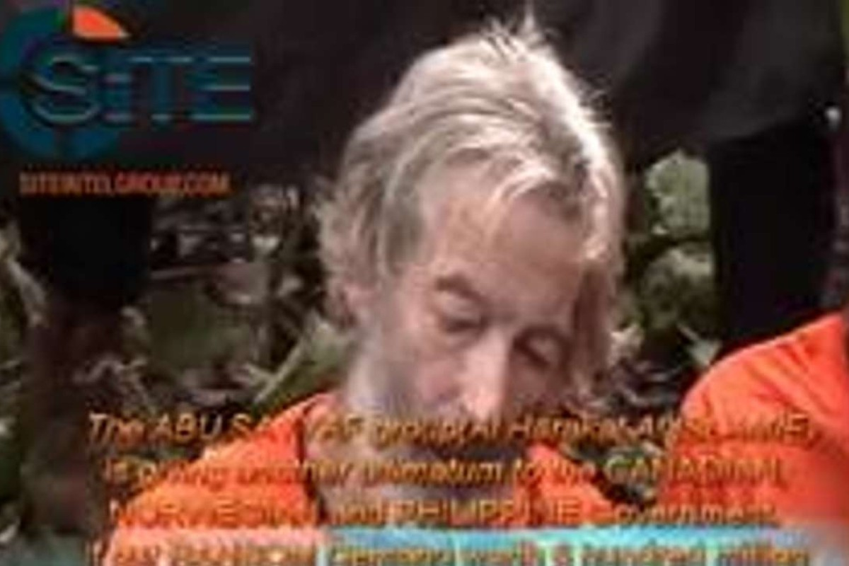 Second Canadian hostage executed by Abu Sayyaf in