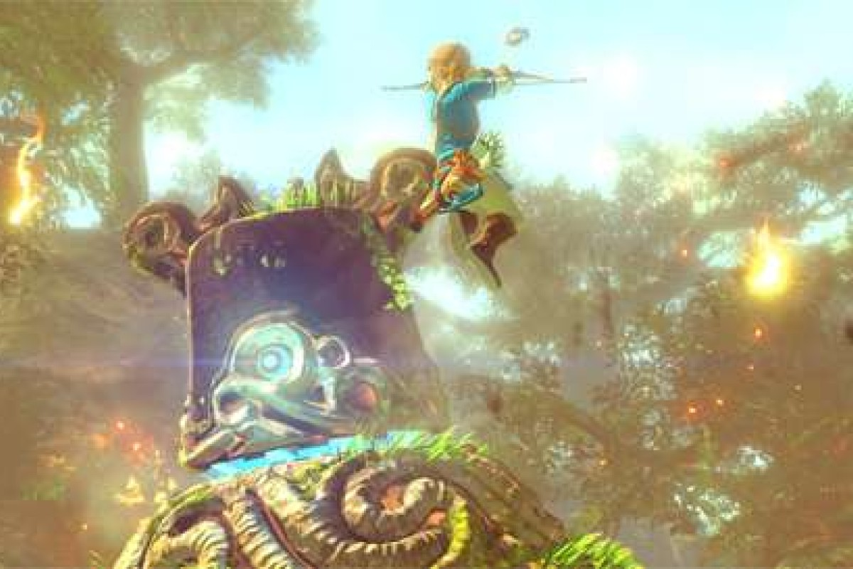 Can Nintendo's new Zelda game save the massive flop that is