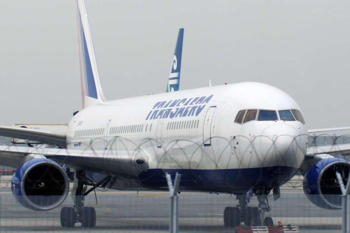 Russian plane impounded at Hong Kong airport may be sold