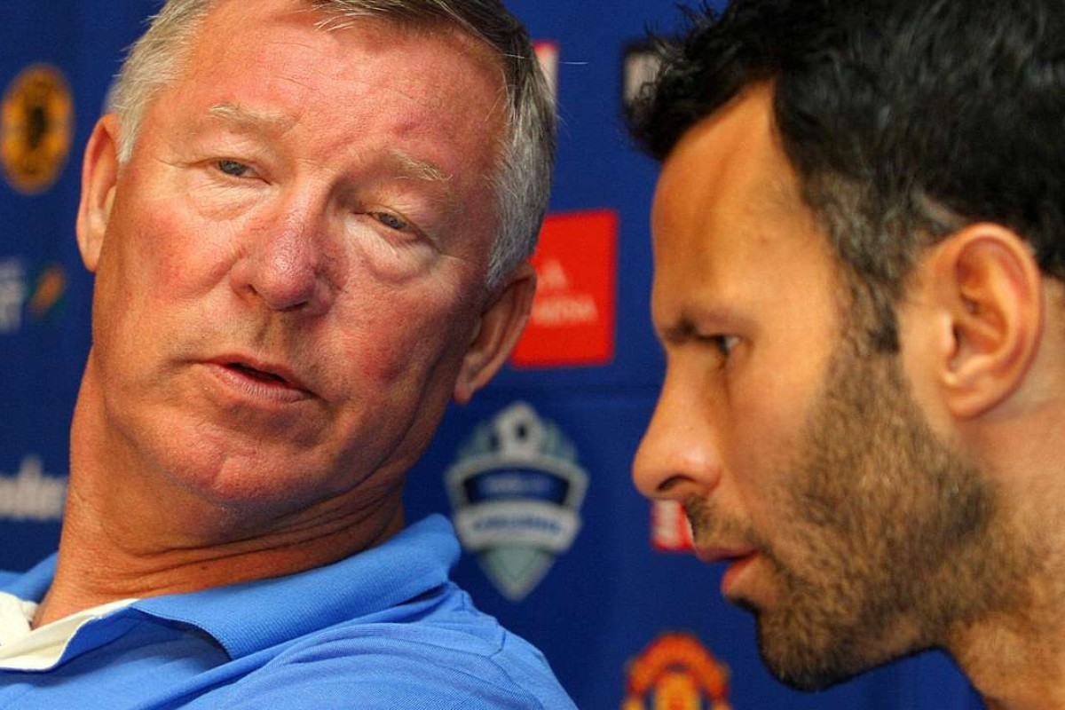 Time for Ryan Giggs to stand on his own feet, says Alex Ferguson