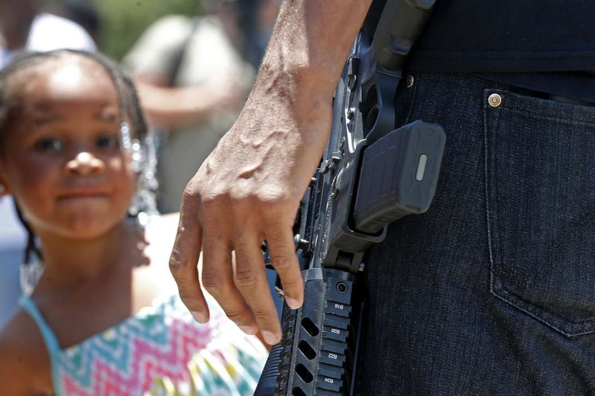 Friend or foe? 'Open carry' laws in Texas make it harder to