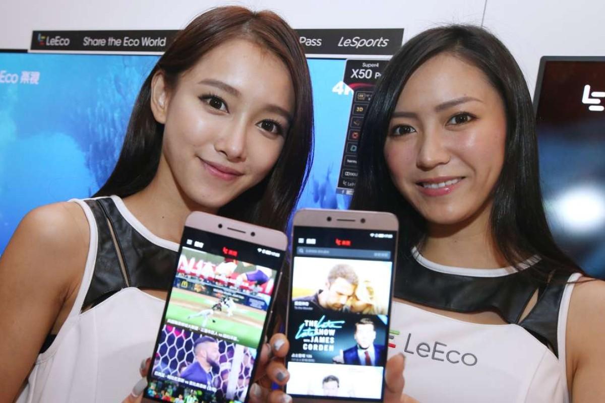 Chinese smart-TV maker LeEco buys US peer Vizio | South