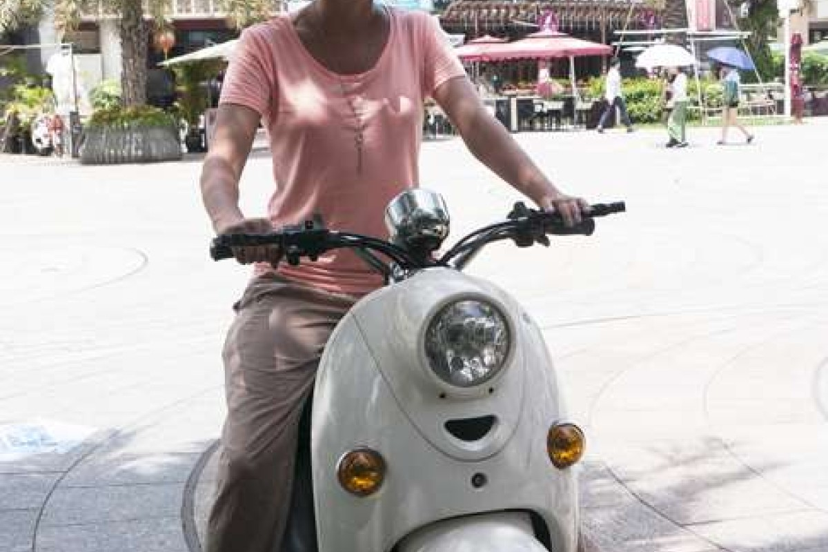 Hong Kong's secret, illegal e-bikers crying out for power to the