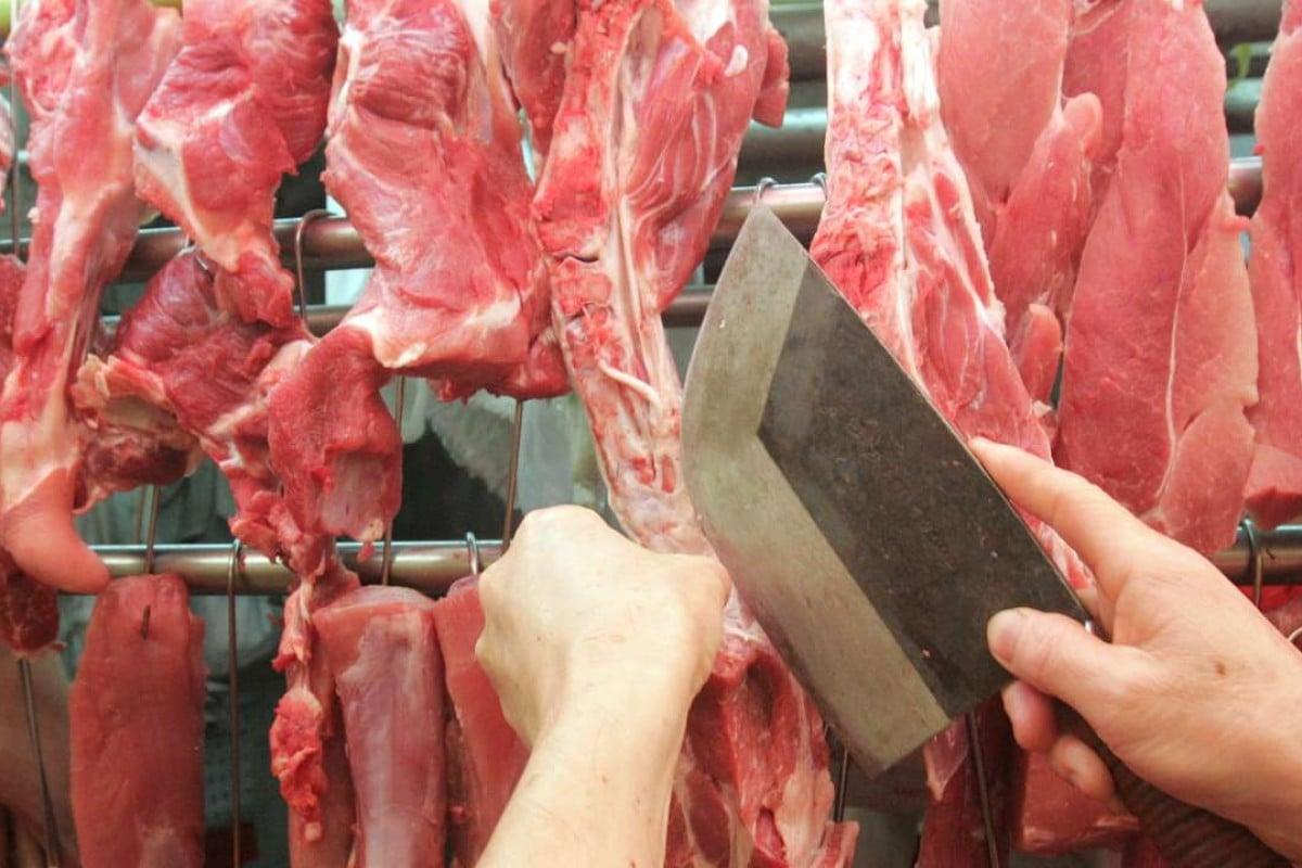 Contaminated meat: Hong Kong faces pork shortage after China bans livestock exports from Jiangxi