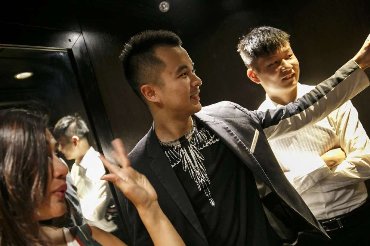 Young, rich and Chinese: it's life in the fast lane for the