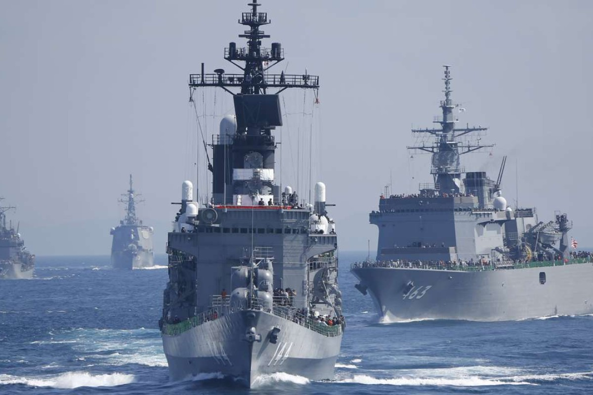 Japan troops to train for new tasks under revised security laws