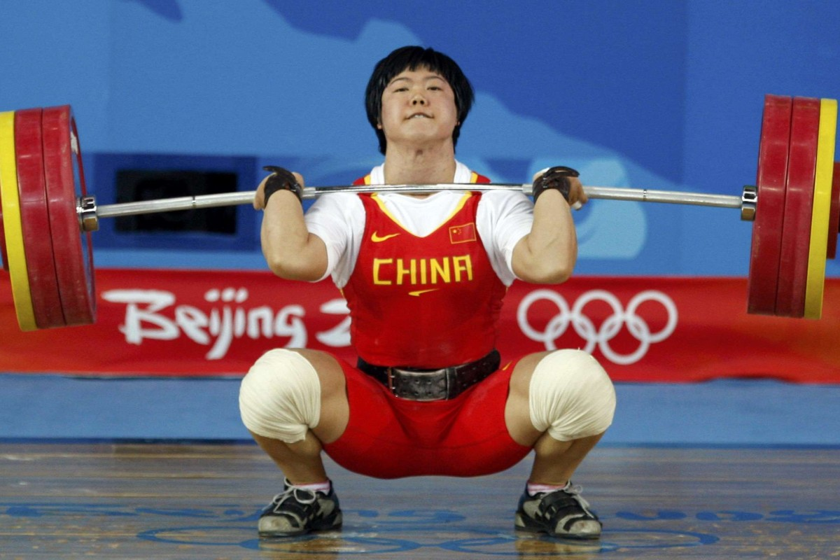 Weightlifting Legend Liu Chunhong And Two Other China Olympic Gold Medallists Caught In Doping Retests South China Morning Post