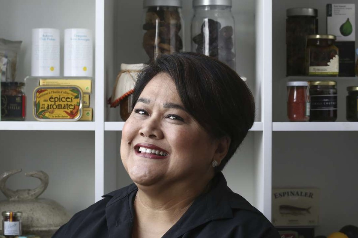 What's in secret foodie Cathy Feliciano-Chon's pantry