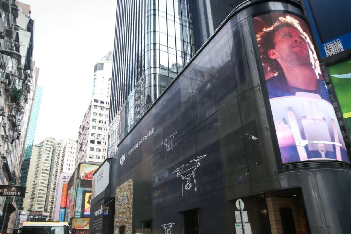 4e93efd7e7721 DJI to open its largest store for drones in Causeway Bay, boosting ...