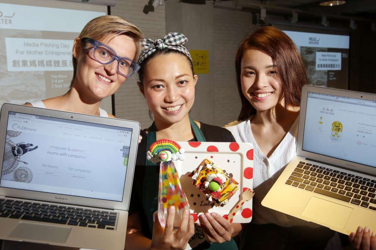 How three Hong Kong working mothers achieve work-life