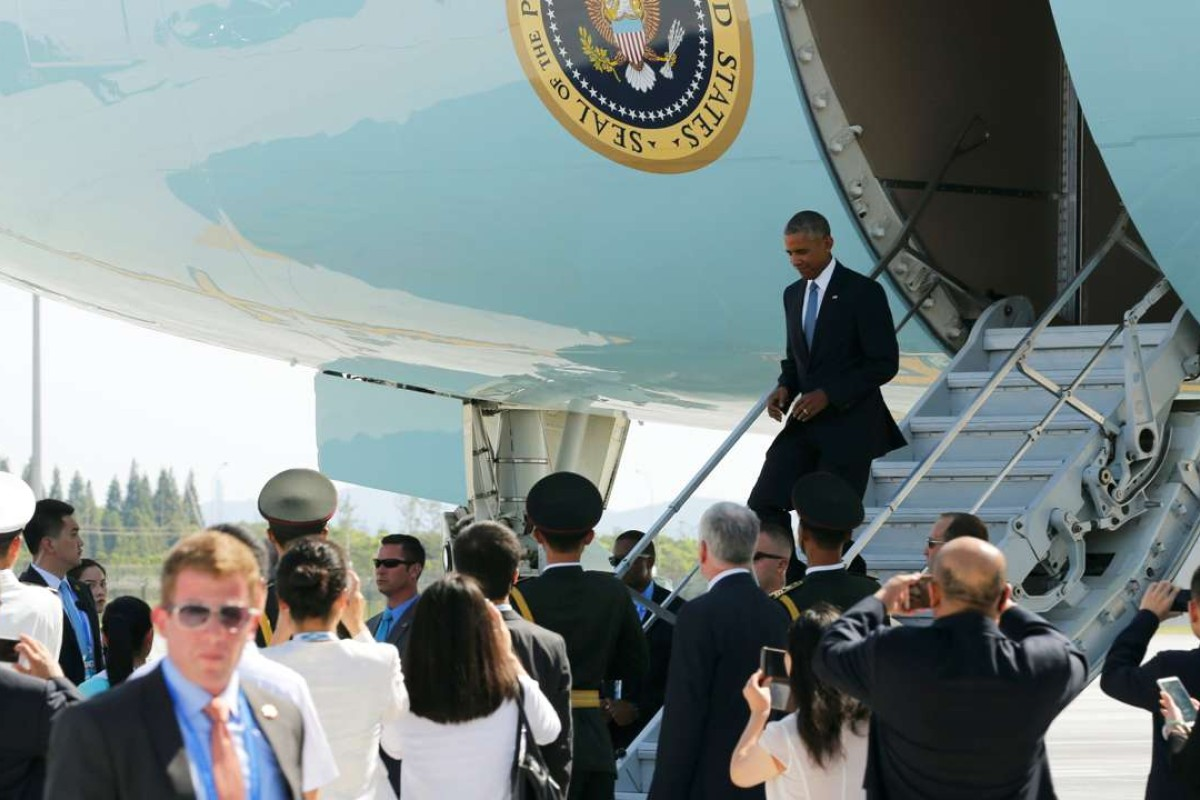 G20 'staircase snub' for Obama was United States' decision, reveals