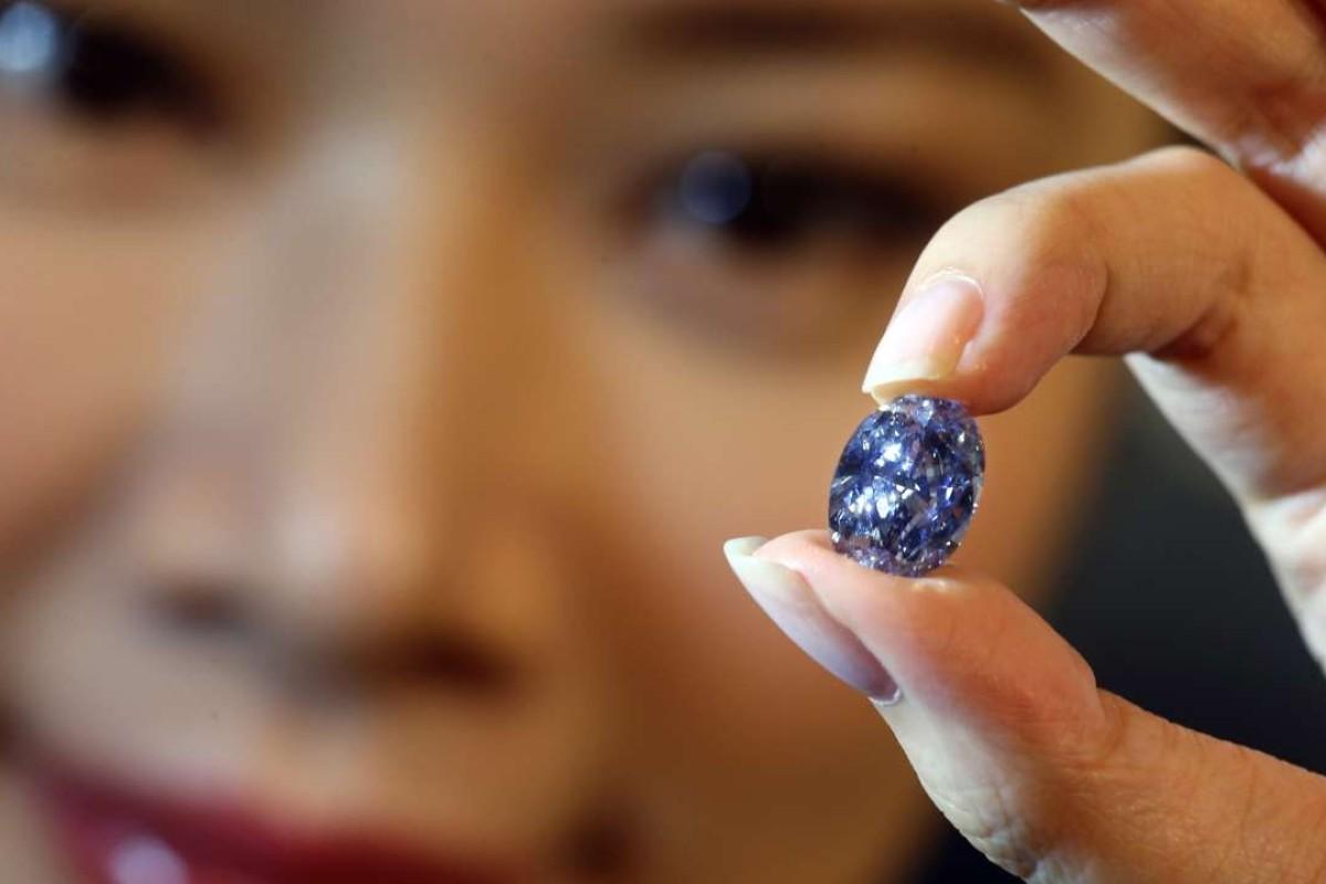 World diamond supply to peak in 2017, De Beers chief