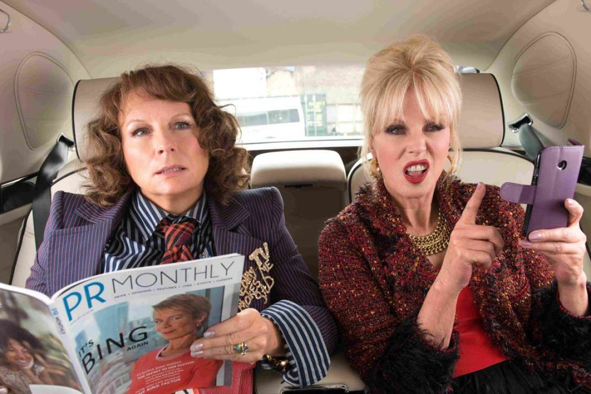 Film review – Absolutely Fabulous: The Movie brings beloved