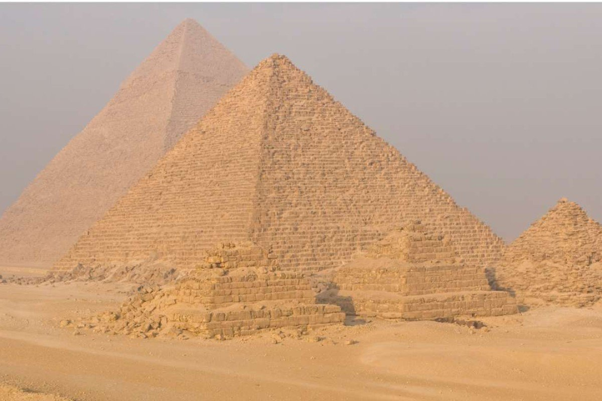 Visiting the pyramids? Here's what you need to know | South