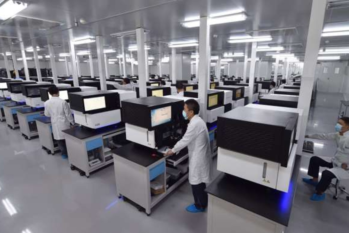 China opens first national gene bank, aiming to house