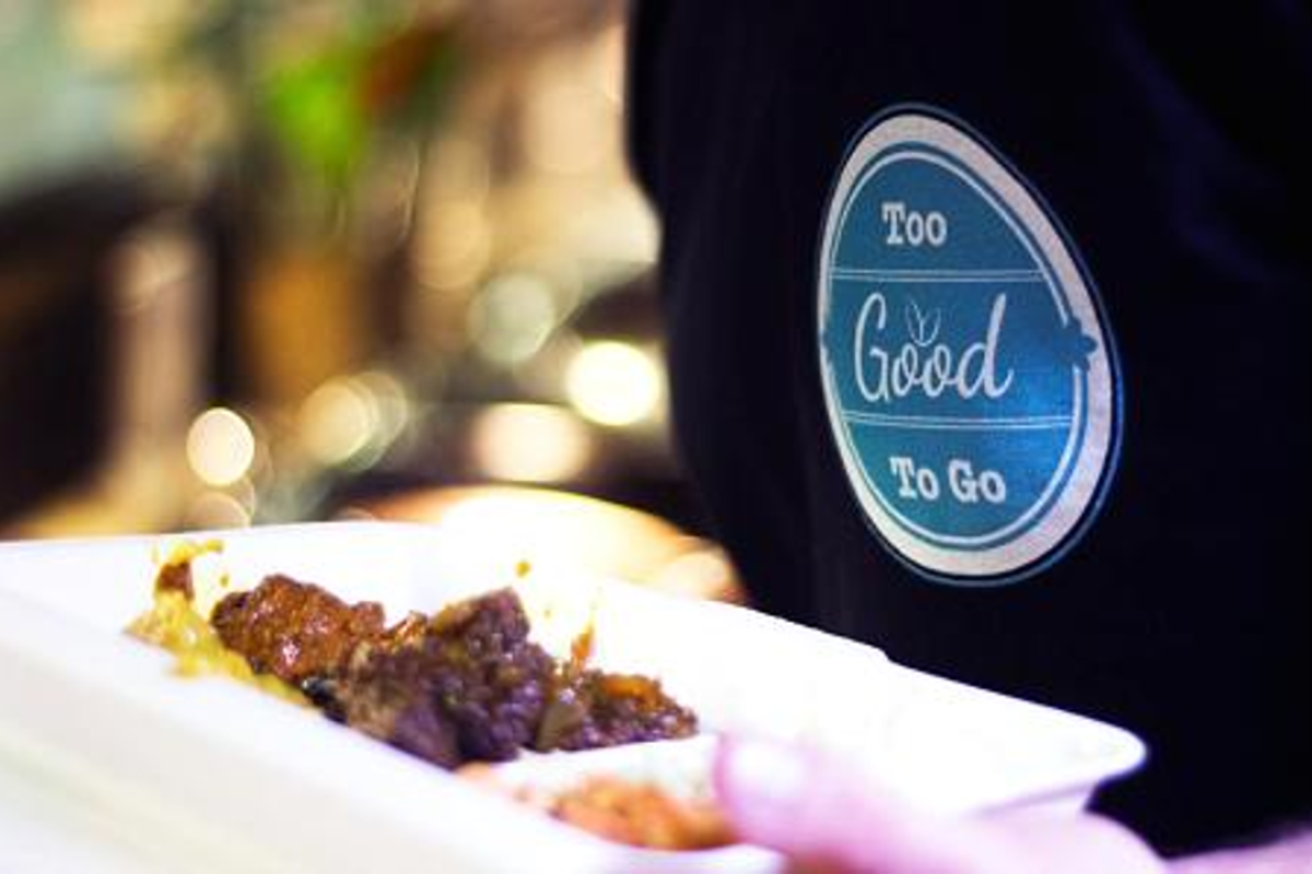 Would You Eat Restaurant Leftovers This Uk Mobile App Bets You Will
