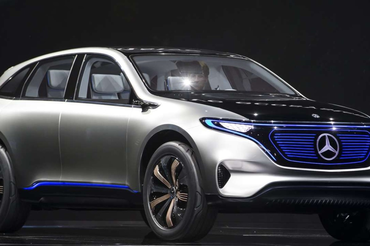 Mercedes' 'Tesla killer' electric SUV coming in 2019