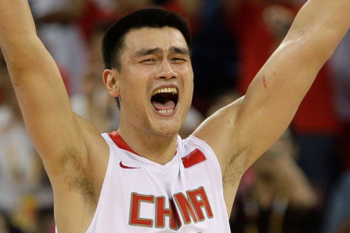 Retired basketball star Yao Ming takes on new mission as