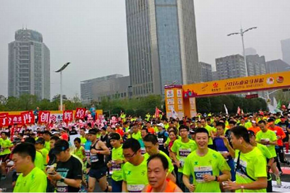 Runners in Chinese marathon lose time after getting lost