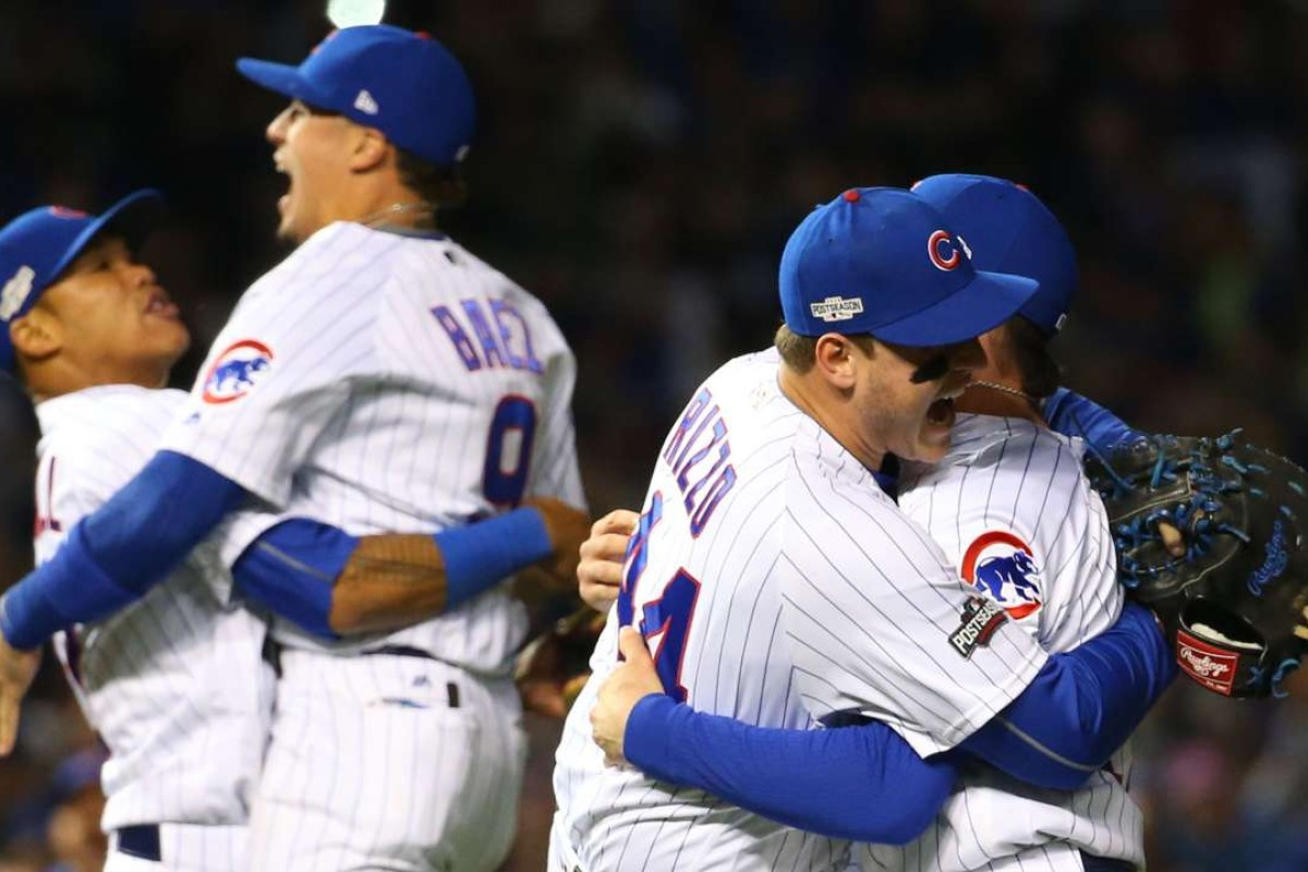 d3823a7774f Cursed  Chicago Cubs back in World Series after 71 years with win ...
