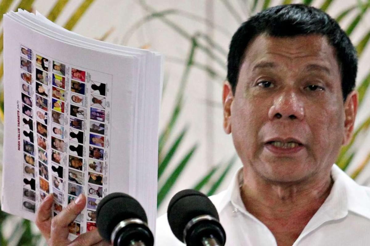 b1d5e7e578d Drug purge claims official  Filipino mayor among 10 dead following ...