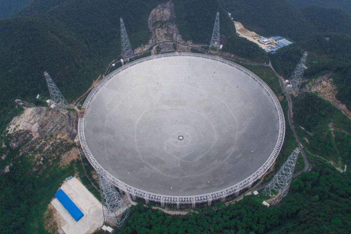China's giant FAST radio telescope to join hunt for