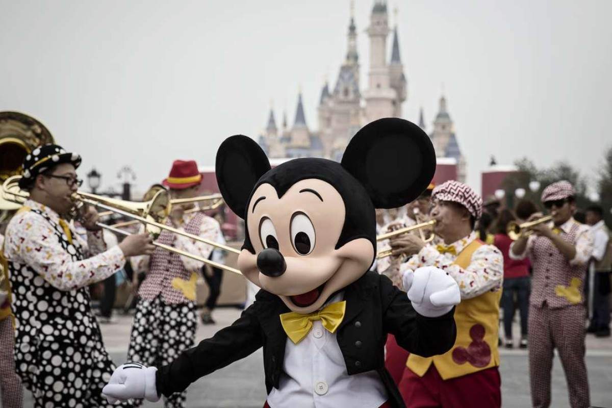 bd815f6c0f China's theme park industry to become world's largest by 2020 ...