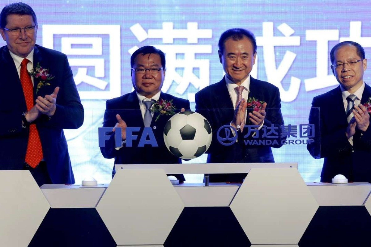 Football has entered the Asian era – and the region is reinventing