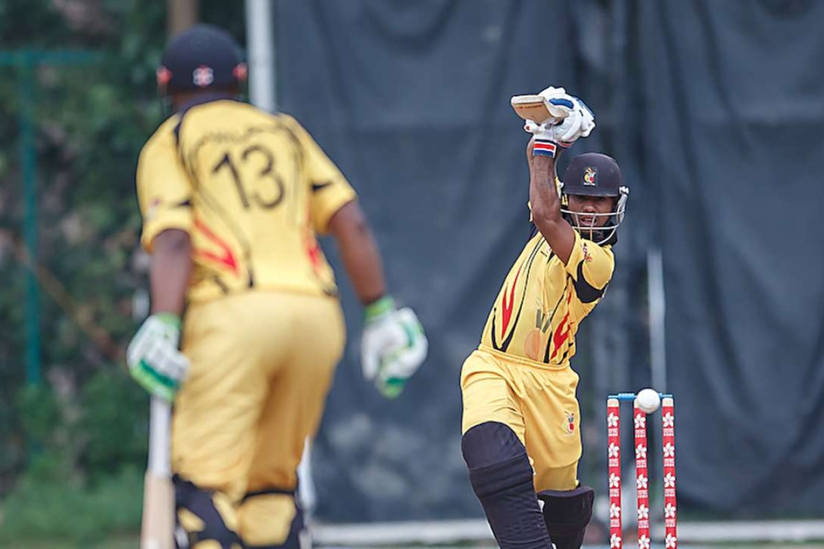 Watch: live streaming of third ODI between HK and PNG — Hong