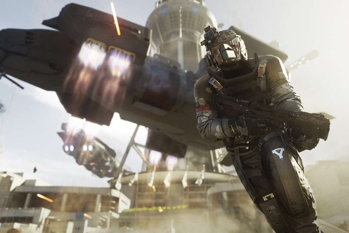 Game review: Call of Duty: Infinite Warfare– fun and fast ... -