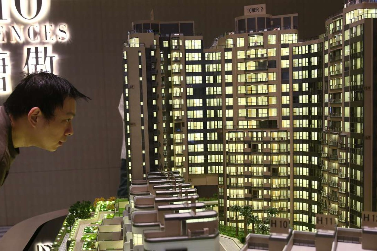Dream of owning a home is over for most young Hong Kong