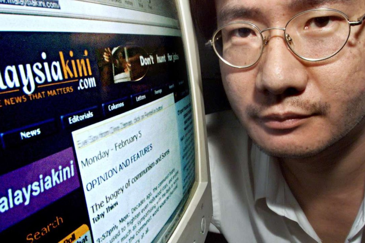 Malaysian website editors charged with 'intent to annoy