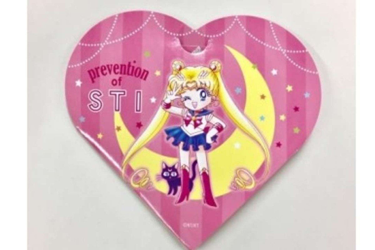 Anime Choice Porn Games Mobile Free japan enlists anime icon sailor moon to promote safe sex as