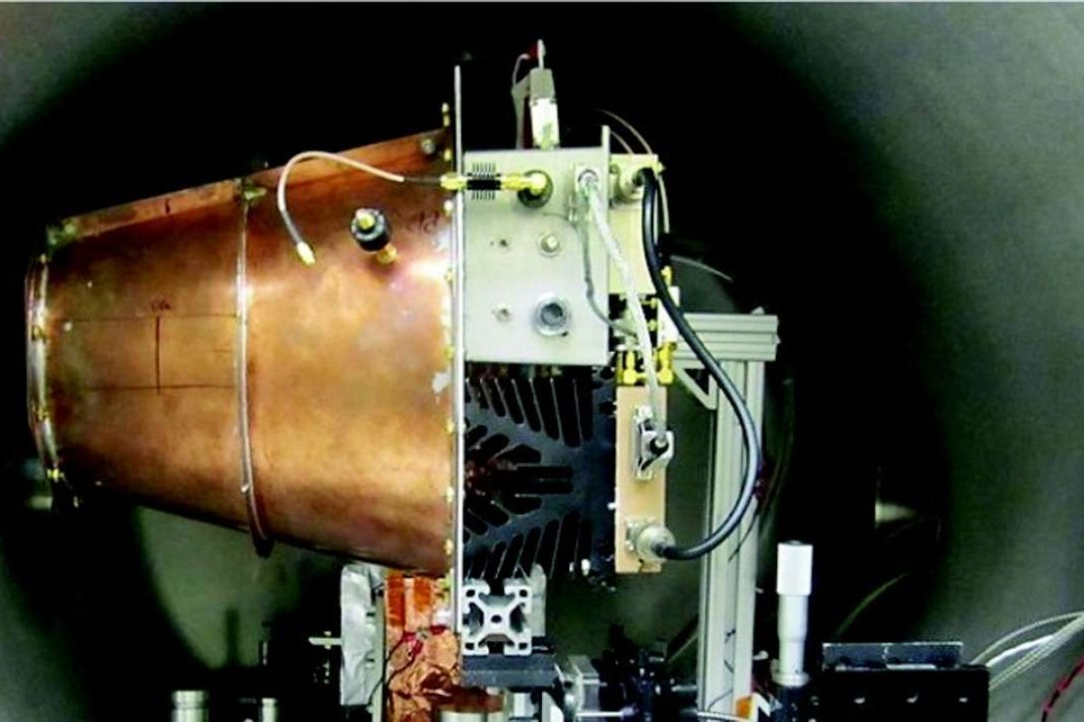 This rocket engine uses no fuel and breaks a law of physics  But a