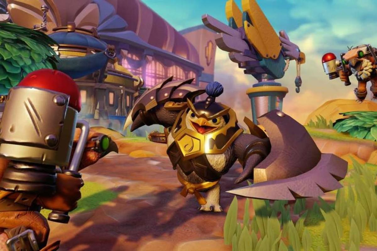 Game review – Skylanders: Imaginators is the best game in