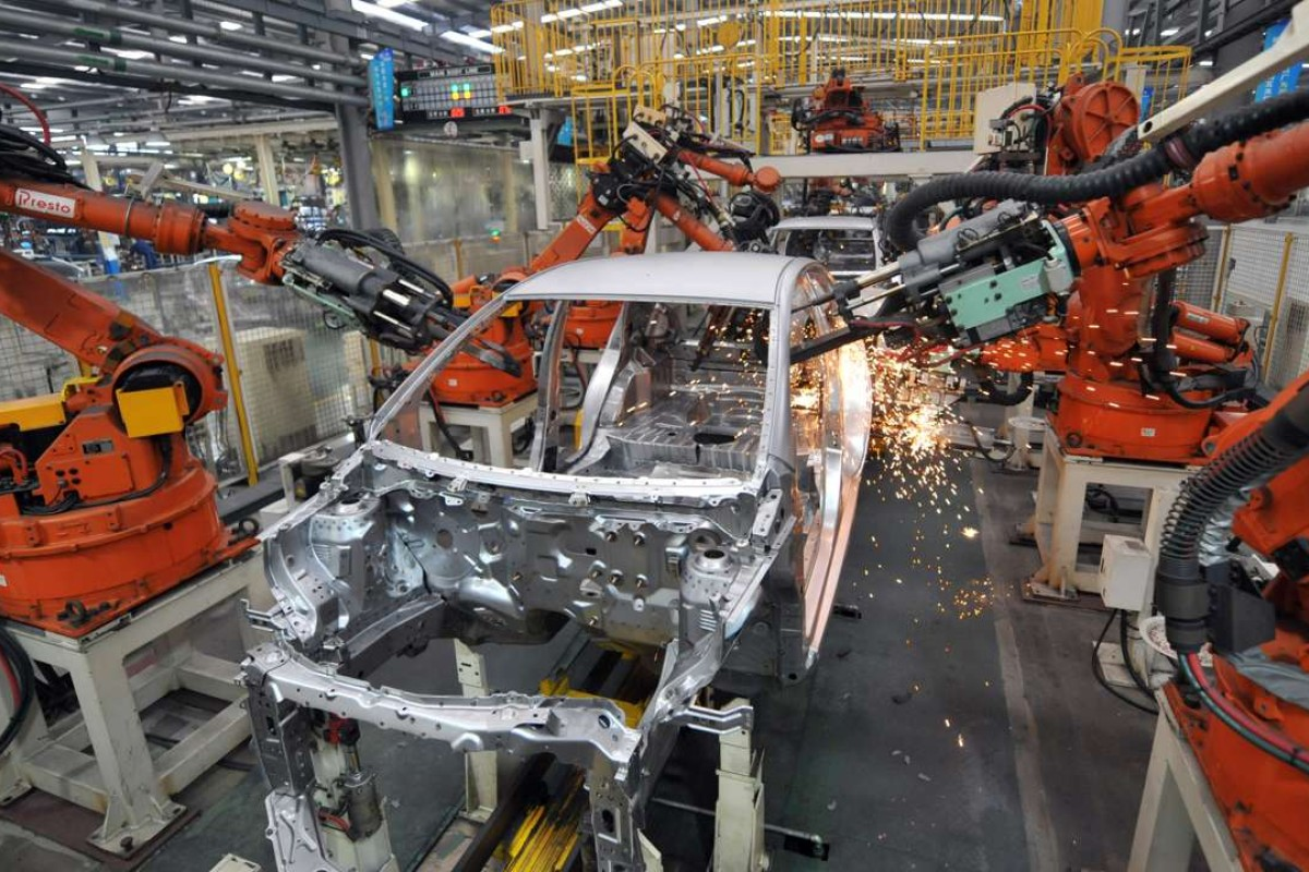 China\'s robot sales to grow 20pc this year but boom times ...