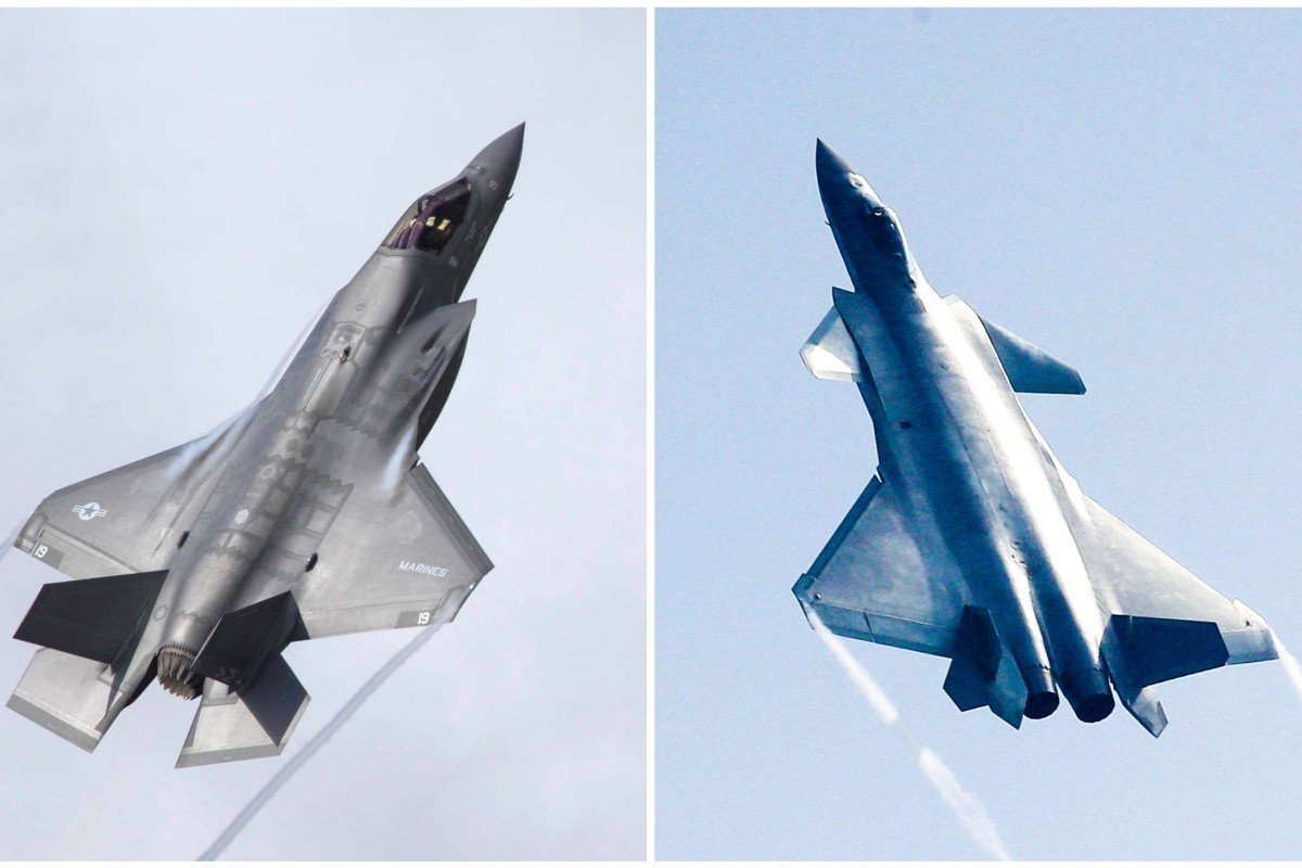 America's F-35 fighter jet vs China's J-20: which is better